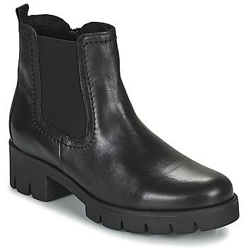 Topánky Ženy Čižmičky Gabor 7171027 Čierna