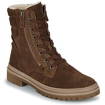 Topánky Ženy Čižmičky Gabor 7177118 Hnedá