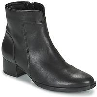 Topánky Ženy Čižmičky Gabor 7551027 Čierna