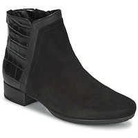 Topánky Ženy Čižmičky Gabor 7271227 Čierna
