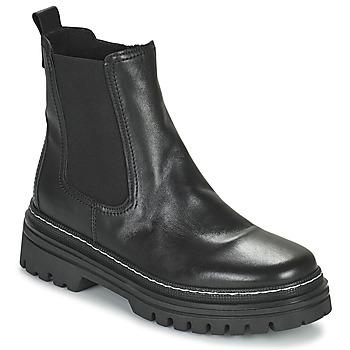 Topánky Ženy Polokozačky Gabor 7172027 Čierna
