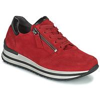Topánky Ženy Nízke tenisky Gabor 7652868 Červená