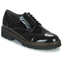 Topánky Ženy Derbie Gabor 524497 Čierna