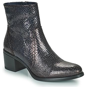 Topánky Ženy Čižmičky Dorking LEXI Modrá