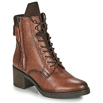 Topánky Ženy Čižmičky Dorking ROX Hnedá