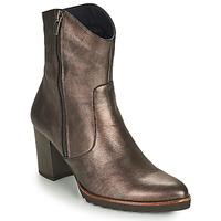 Topánky Ženy Čižmičky Dorking THAIS Bronzová