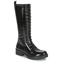 Topánky Ženy Čižmy do mesta Dorking WALKING Čierna