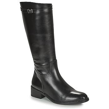 Topánky Ženy Čižmy do mesta Dorking MARA Čierna
