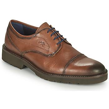 Topánky Muži Derbie Fluchos CAVALIER Hnedá