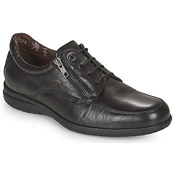 Topánky Muži Nízke tenisky Fluchos LUCA Čierna