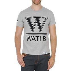Oblečenie Muži Tričká s krátkym rukávom Wati B TEE Šedá