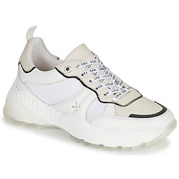 Topánky Ženy Nízke tenisky Ikks  Biela