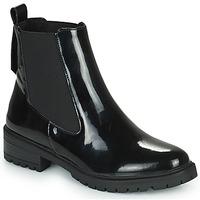 Topánky Ženy Polokozačky Karston AMIDO Čierna