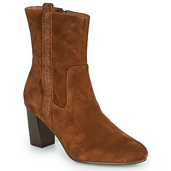 Topánky Ženy Čižmičky Karston ILIAN Ťavia hnedá