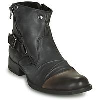 Topánky Muži Polokozačky Kdopa DETROIT Čierna