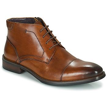 Topánky Muži Polokozačky Kdopa MARLEY Ťavia hnedá