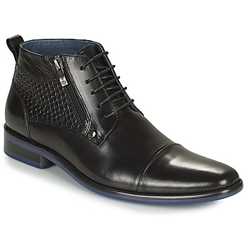 Topánky Muži Polokozačky Kdopa JACKSON Čierna