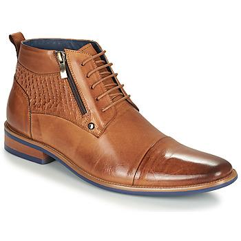Topánky Muži Polokozačky Kdopa JACKSON Ťavia hnedá