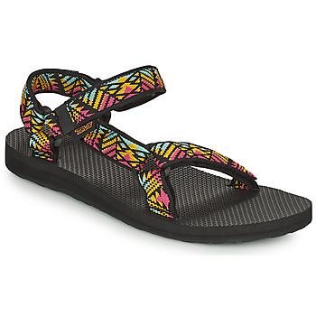 Topánky Ženy Sandále Teva ORIGINAL UNIVERSAL Čierna / Viacfarebná