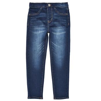 Oblečenie Dievčatá Legíny Levi's PULL-ON JEGGINGS Modrá