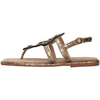 Topánky Ženy Sandále Alma Blue V21BL9013 BRONZE