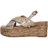 Topánky Ženy Sandále Alma Blue V21BL6506 BRONZE