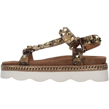 Topánky Ženy Sandále Alma Blue V21BL7101 BEIGE