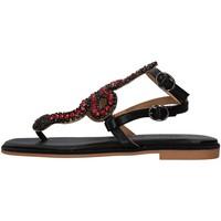 Topánky Ženy Sandále Alma En Pena V21415 BLACK