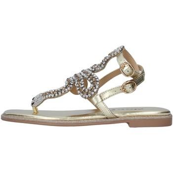Topánky Ženy Sandále Alma En Pena V21415 GOLD