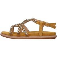 Topánky Ženy Sandále Alma En Pena V21384 BROWN