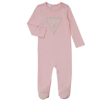 Oblečenie Dievčatá Pyžamá a nočné košele Guess TIFENE Ružová