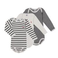 Oblečenie Deti Pyžamá a nočné košele Petit Bateau TEBINE Viacfarebná