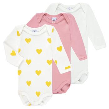 Oblečenie Dievčatá Pyžamá a nočné košele Petit Bateau GRELOU Viacfarebná