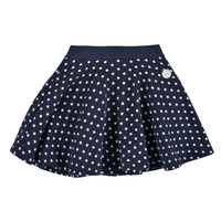 Oblečenie Dievčatá Sukňa Petit Bateau JOPILA Modrá / Biela