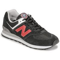 Topánky Muži Nízke tenisky New Balance 574 Čierna / Červená