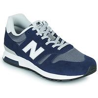 Topánky Muži Nízke tenisky New Balance 565 Modrá / Šedá