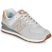 Topánky Muži Nízke tenisky New Balance 574 Šedá / Béžová