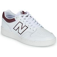 Topánky Muži Nízke tenisky New Balance 480 Biela / Bordová