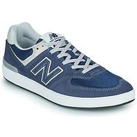 Topánky Muži Nízke tenisky New Balance AM574 Modrá