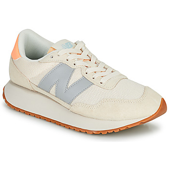 Topánky Ženy Nízke tenisky New Balance 237 Béžová