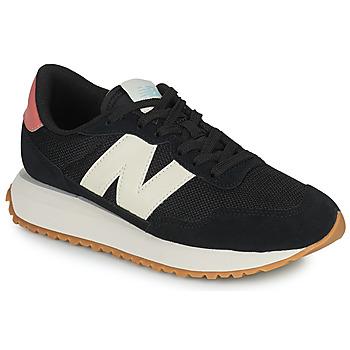 Topánky Ženy Nízke tenisky New Balance 237 Čierna / Biela / Ružová