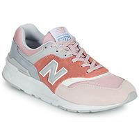 Topánky Ženy Nízke tenisky New Balance 997 Ružová / Šedá