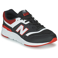 Topánky Chlapci Nízke tenisky New Balance 997 Čierna / Červená