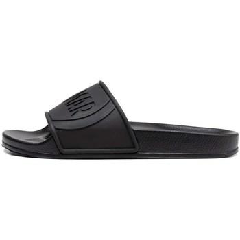 Topánky Muži športové šľapky Colmar Slipper Logo Čierna