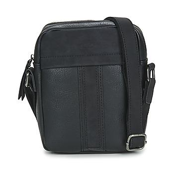 Tašky Muži Vrecúška a malé kabelky Wylson W8194 Čierna
