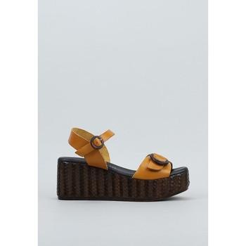 Topánky Ženy Sandále Sandra Fontan  Žltá
