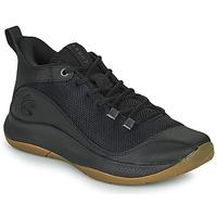 Topánky Muži Basketbalová obuv Under Armour 3Z5 Čierna