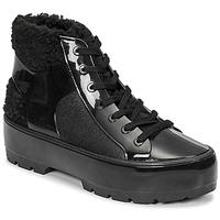 Topánky Ženy Polokozačky Melissa MELISSA FLUFFY SNEAKER AD Čierna