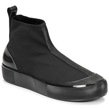Topánky Ženy Polokozačky Melissa MELISSA JOY BOOT AD Čierna