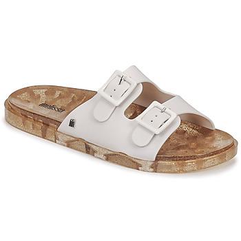 Topánky Ženy Šľapky Melissa MELISSA WIDE AD Biela